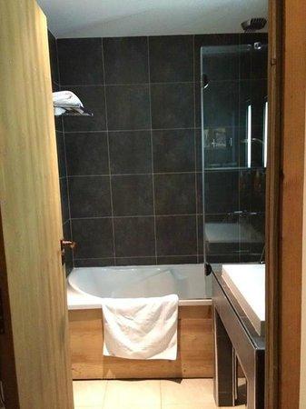 Pierre & Vacances Premium Résidence Les Chalets du Forum : Bathroom