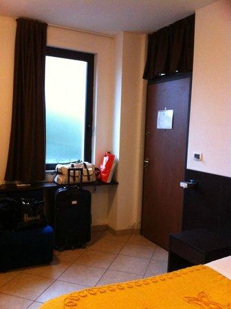 Hotel Gonzaga: ingresso