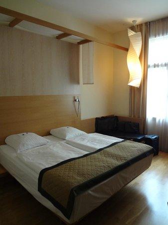 Falkensteiner Hotel Maria Prag: Schlafbereich
