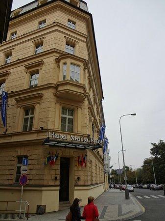 Falkensteiner Hotel Maria Prag: Hotel