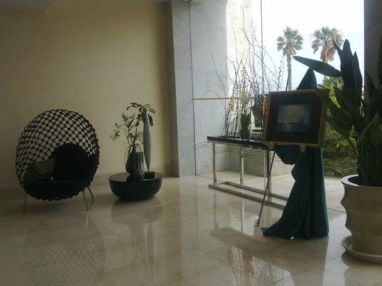 Hotel Cascais Miragem : Interesting décor