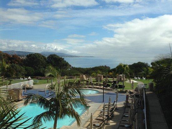 Laguna Cliffs Marriott Resort & Spa: View from balcony room