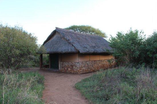 Naitolia Eco-Lodge: Lodge, 1x king bed