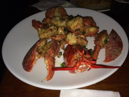Han Dynasty: Lobster special