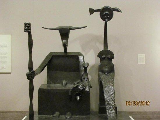 Nelson-Atkins Museum of Art: Modern sculpture