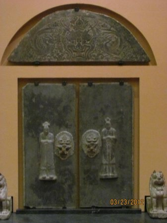 Nelson-Atkins Museum of Art: Asian doors