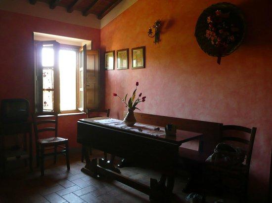 """Palazzo Conti A: Appartamento  """"L'olivo"""""""