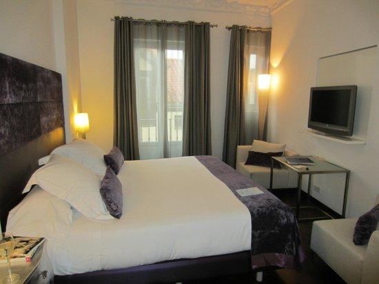 Hotel Hospes Puerta de Alcalá: Bedroom