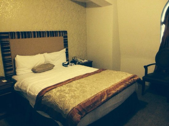 Bracken Court Hotel: Beds comfortable..