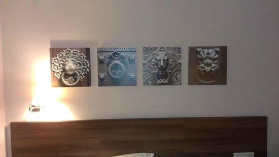 Mercure Marijampole: arts