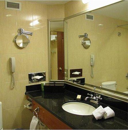 Beijing Jianguo Hotel: ванная
