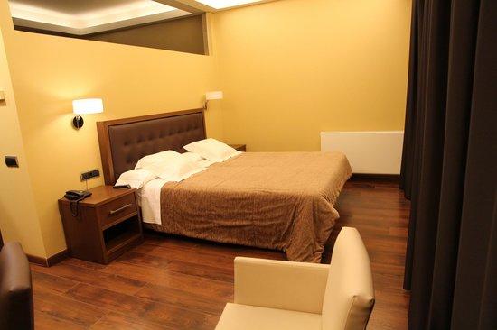 Hotel Fuente Del Miro: habitación