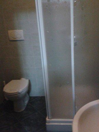 Hotel della Posta : Il bagno
