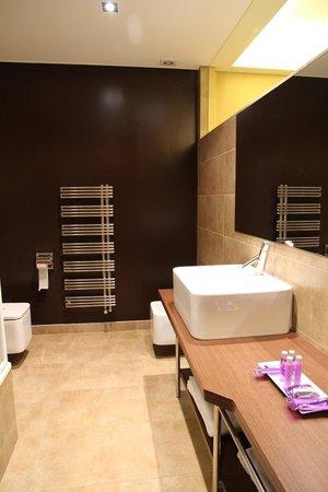 Hotel Fuente Del Miro: baño