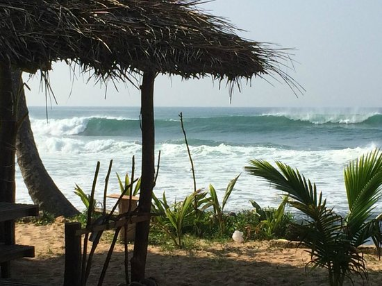 Pearly's Dream Cabanas : Surfing time