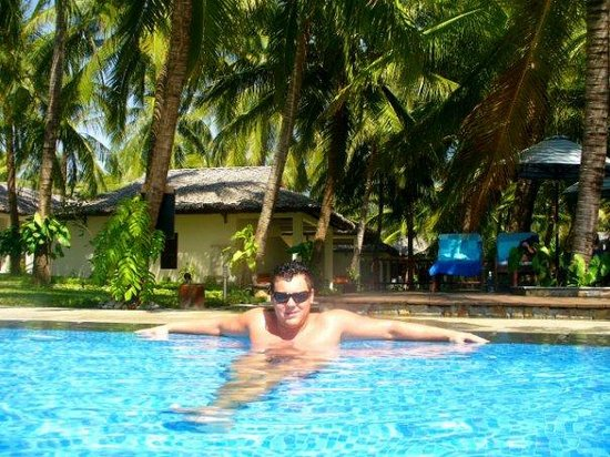 Blue Ocean Resort : територия