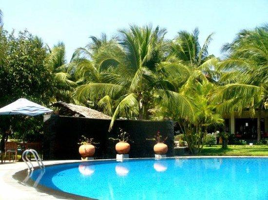 Blue Ocean Resort : территория