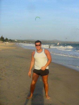 Blue Ocean Resort : пляж