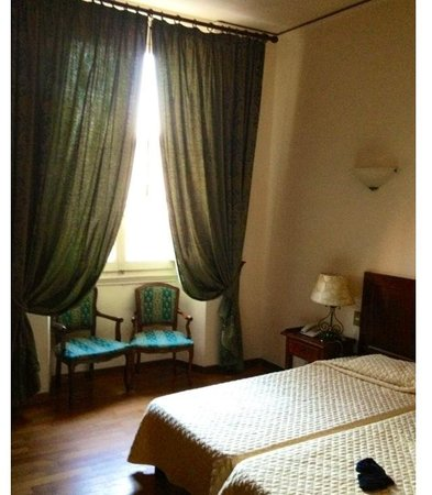 Hotel Le Due Fontane : Large comfortable room