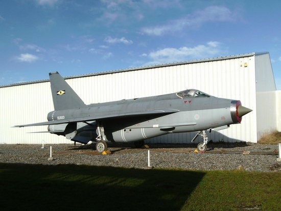 North East Land, Sea and Air Museum: E.E. Lightning