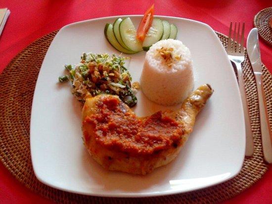 Warung Lu Putu: Grilled Chicken