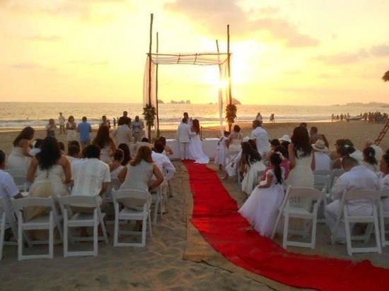 Sunscape Dorado Pacifico Ixtapa: boda febrero 2014