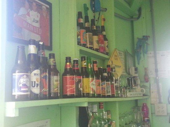 The Breakfast Club at Ola Lola's : Beer variety