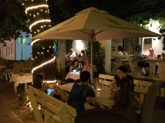 Oppie Dorp Restaurant: nice athmosphere at Oppi Dorp