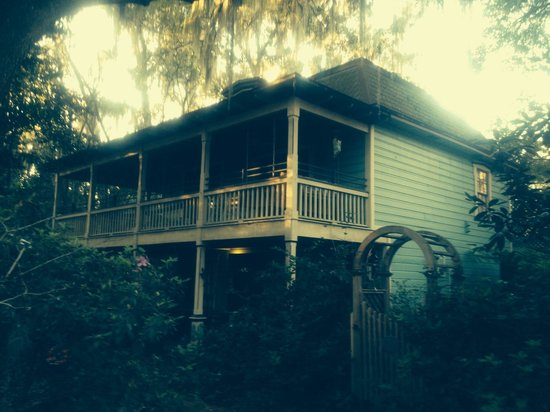 The Magnolia Plantation Bed and Breakfast Inn : Carriage house