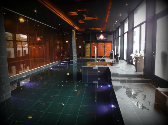 Hotel & Spa Savarin: spa