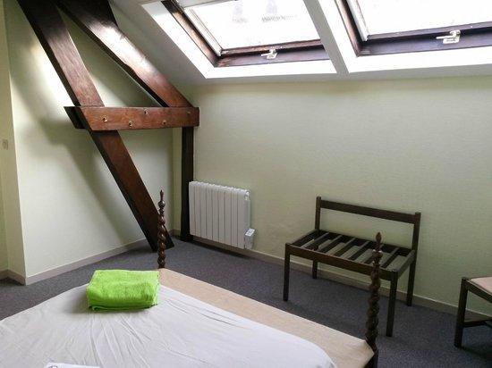 Hostellerie de Rimplas : Chambre Double