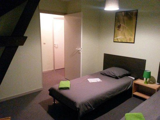 Hostellerie de Rimplas : Chambre twin , 2 lits