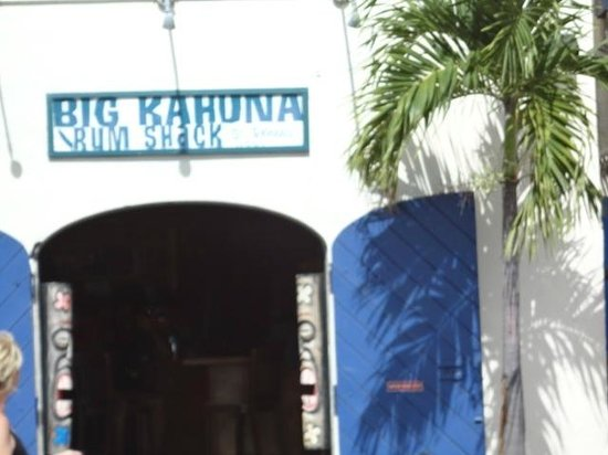 Big Kahuna Rum Shack: Big Kahuna entrance