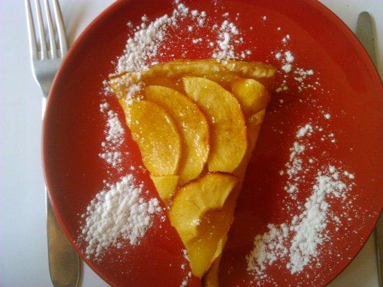 Au Petit Nice : Tarte aux pommes