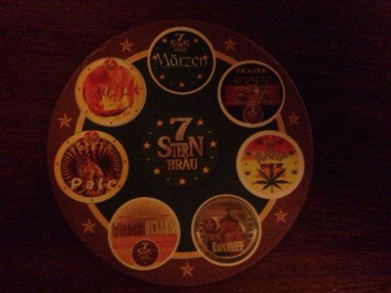 7 Stern Braeu: Logo