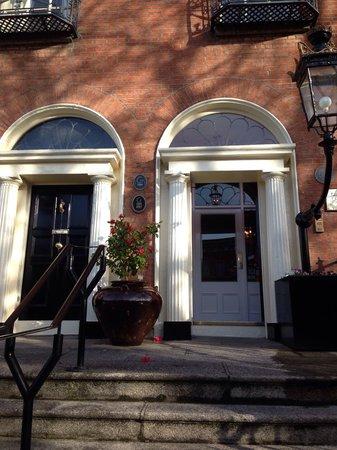 Pembroke Townhouse: Lovely hotel!