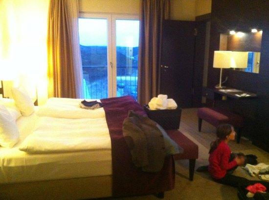 A-ROSA Sylt: Schlafzimmer