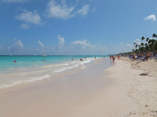 Luxury Bahia Principe Esmeralda Don Pablo Collection: beach