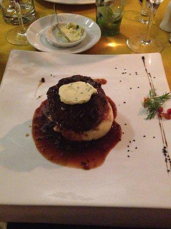 Trezo Restauracja : Amazing steak