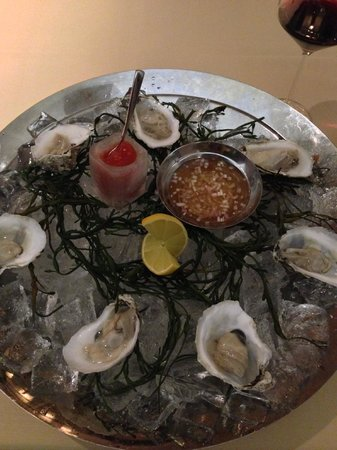 The Grill Room : MD Oysters