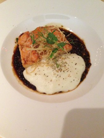 The Grill Room: Salmon