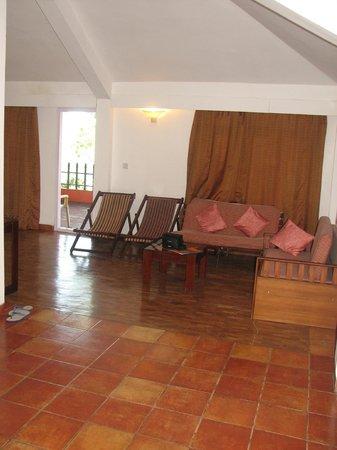Tea Valley Resort: Room interior