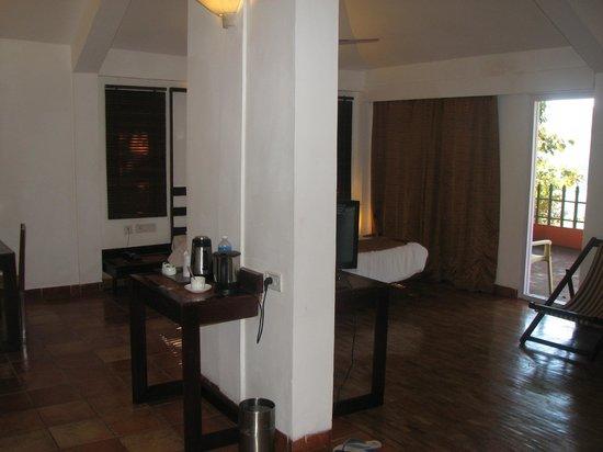 Tea Valley Resort: Room interior 2