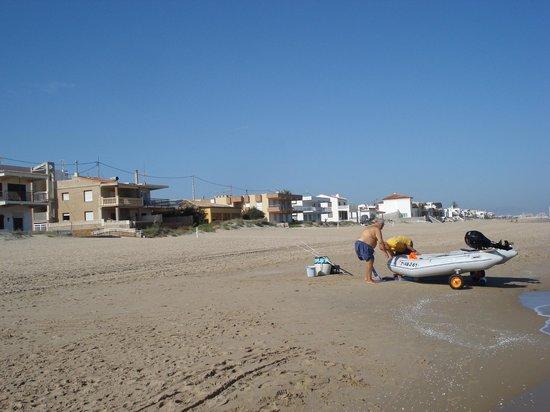 Eurocamping : Oliva Beach