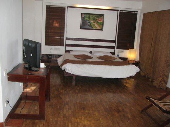 Tea Valley Resort: Bed