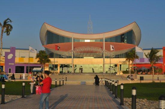 Bin Majid Mangrove: Манар мол, торговый центр рядом с отелем
