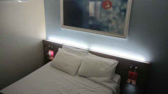 Travelodge London Central Southwark: Camera da letto