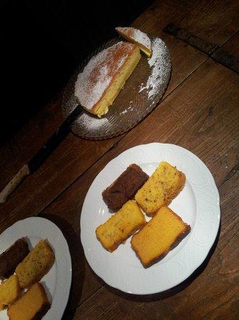 Podere dell'Arco Country Charme : Torta Magica!!! da mangiare ad occhi chiusi!!!