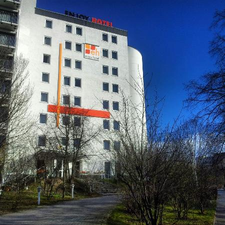 Photo of enjoy hotel Berlin City Messe taken with TripAdvisor City Guides
