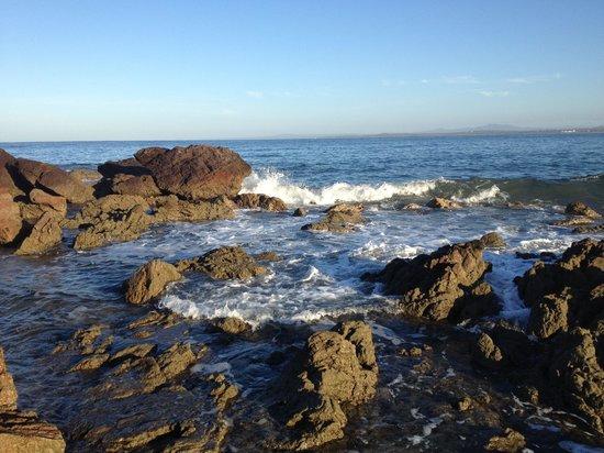 Hotel Riu Emerald Bay: Just down from Riu along beach